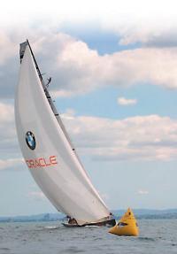 """Oracle BMW Racing"" — американский претендент, не попавший на Кубок Америки"