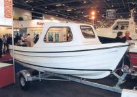 """""""Orkney 440"""" — небольшая универсальная лодка для отдыха и рыболовства"""