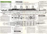 Основные данные «Титаника», устройство и хронология событий