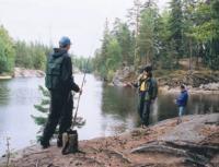 Озеро Эспо — прекрасное место для семейного отдыха