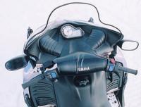 """Панель водителя снегохода """"Venture 700"""""""