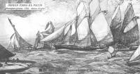 Первая гонка в России Императорского СПБ яхт-клуба