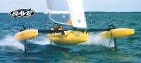 Первый Rave на испытаниях в Майами: скорость свыше 30 узлов