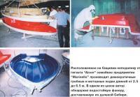 Пгребные и моторные лодки - процесс производства