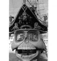 """Пиратский корабль """"Ден Сорте Даме"""""""