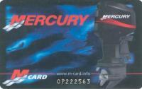 Пластиковая карта «M-card»