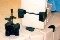 Плавучие причалы из блоков-кубиков