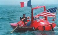 Победный финиш Эммануэля Куандра 25 октября 2002 года