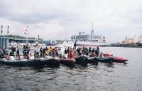 Подготовка к гонкам на призы журнала Катера и яхты