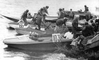Подготовка моторных лодок к соревнованию