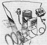 Подруливающее устройство для катера