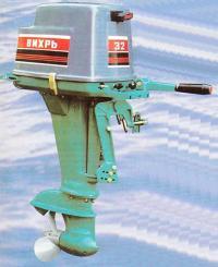 Подвесной лодочный мотор «Вихрь-32»
