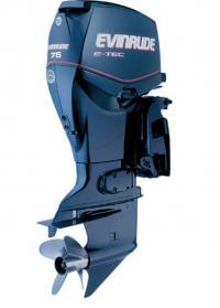 Подвесной мотор Evinrude E-Tec