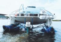 Подвесной мотор катамарана «И-2»