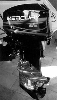 """Подвесной мотор """"Mercury 25MLH"""""""