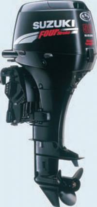 Подвесной мотор Suzuki DF50