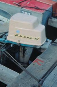 Подвесной мотор Вихрь-30