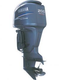 Подвесной мотор «Yamaha» F200