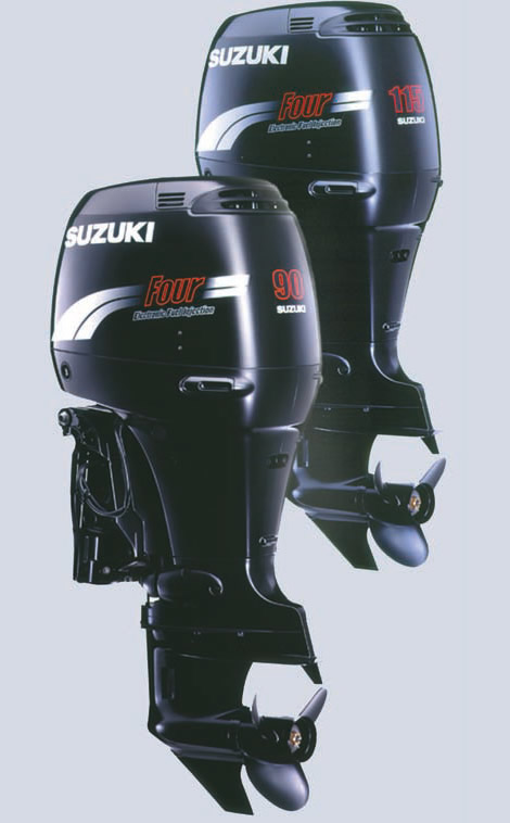 страна производитель лодочного мотора suzuki