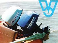 Подвесные моторы «Ветерок-8М» и «Ветерок-12»