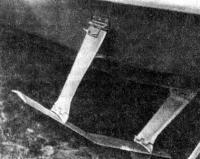 Подводное крыло новосибирской «Оби-3К»
