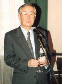 Посол Японии в России Исеи Номура