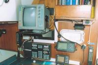 Пульт навигации и связи