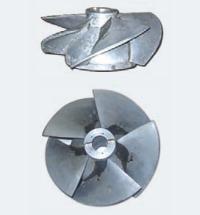 Рис. 3. Недиффузорная модель рабочего колеса — импеллера МГВД