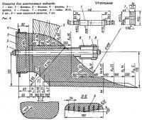 Рис. 4. Оснастка для изготовления водовода
