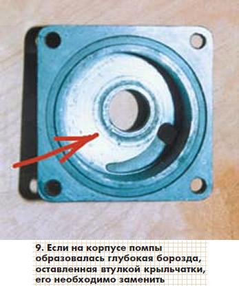 помпа с целью лодочного мотора нептун 23