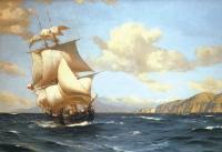 Рисунок фрегата Патрикий