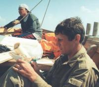 Руководитель экспедиции Андрей Епатко