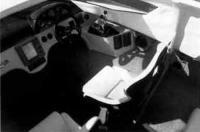 Рулевое управление катера «Bladerunner»