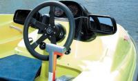 Рулевое управление мотолодки «Мираж»