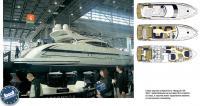 Самая крупная моторная яхта Mangusta 108 Open
