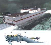 Самый мощный водомет и контейнеровоз