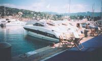 «Sarnico 43» в гавани Санта-Маргерита Лигуре