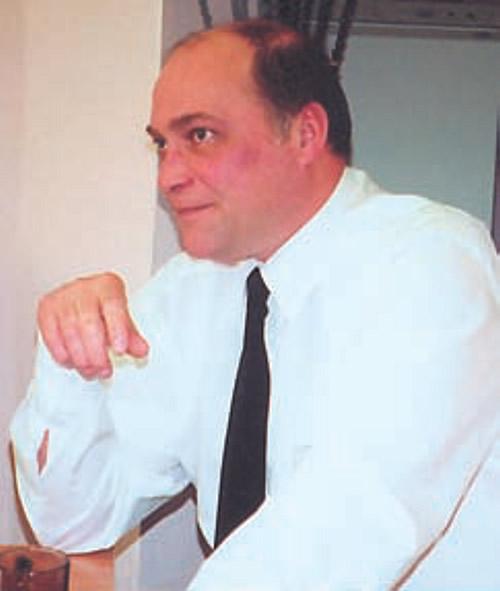 Сергей Георгиевич Козочкин