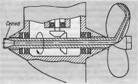 Схема переделки мотора