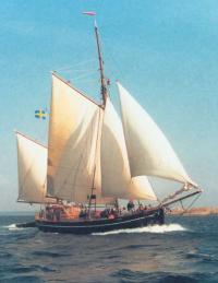 "Шведский галеас ""Amalia"""