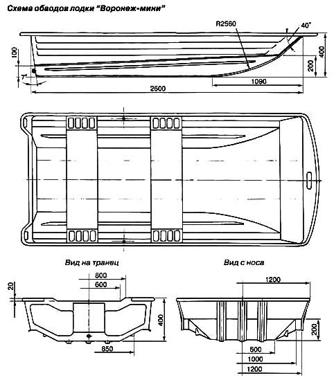 купить весла на лодку воронеж
