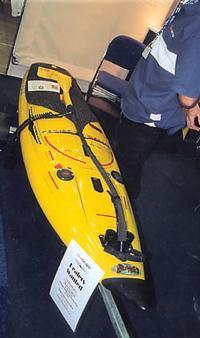 """Снаряд """"SeaScape"""" — доска от серфинга с мощным водометом"""