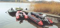 Собранные лодки готовы к испытаниям