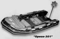 """Спасательная шлюпка """"Орион-301"""""""