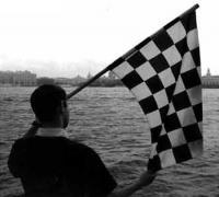 Стартовый флаг