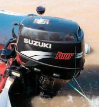 """Suzuki DF30"" имеет исключительно мягкий ход"