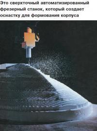 Сверхточный автоматизированный фрезерный станок