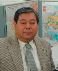 Татэо Мацумото — руководитель российского отдела корпорации YMC