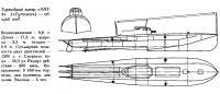 Торпедный катер «АНТ-4» («Туполев») — общий вид