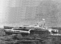 Тримаран «Янмар Индево»